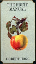 The Fruit Manual by Robert Hogg