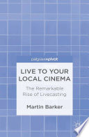 Live To Your Local Cinema Pdf/ePub eBook