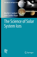 The Science of Solar System Ices Pdf/ePub eBook