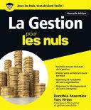 Pdf La Gestion pour les Nuls grand format, 2e édition Telecharger