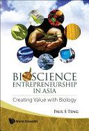 Bioscience Entrepreneurship in Asia