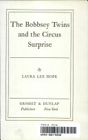 The Bobbsey Twins and the Circus Surprise