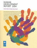 Human Development Report 2004