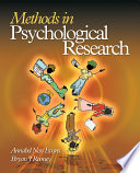 Methods in Psychological Research Book PDF