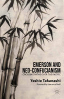 Pdf Emerson and Neo-Confucianism Telecharger