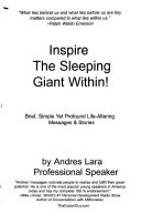 Inspire the Sleeping Giant Within!