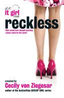 Pdf Reckless: An It Girl Novel Telecharger