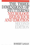 The Three Dimensions of Stuttering Book
