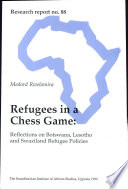Refugees in a Chess Game