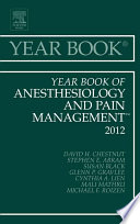 Year Book Of Anesthesiology And Pain Management 2012 E Book Book PDF
