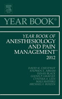 Year Book of Anesthesiology and Pain Management 2012   E Book