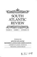 South Atlantic Review