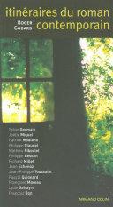 Itinéraires du roman contemporain Pdf/ePub eBook