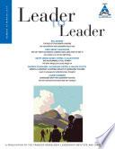 Leader to Leader  LTL   Winter 2016 Book