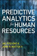 Predictive Analytics for Human Resources