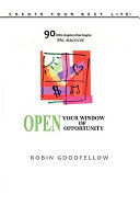 Open Your Window of Opportunity
