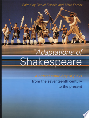 Download Adaptations of Shakespeare Free PDF Books - Free PDF