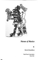 Heroes of Mexico Book PDF