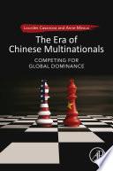 The Era of Chinese Multinationals