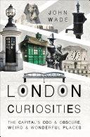 Pdf London Curiosities