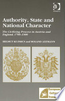 Authority State And National Character