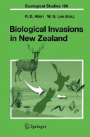 Pdf Biological Invasions in New Zealand