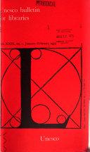 Bulletin De L Unesco L Intention Des Biblioth Ques