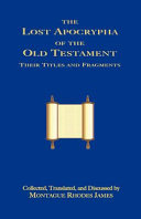 Pdf The Lost Apocrypha of the Old Testament