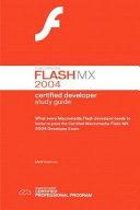 Certified Macromedia Flash MX 2004 Developer Study Guide