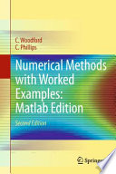 Numerical Methods With Worked Examples Matlab Edition Book PDF
