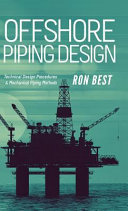 Offshore Piping Design Book PDF