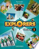 Explorers 5 Class Book