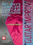 Pdf Complete Guitar Improvisation Book Telecharger