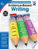 Evidence Based Writing Grade 2