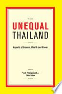 Unequal Thailand Book