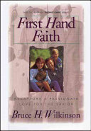 First Hand Faith
