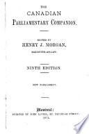 The Canadian Parliamentary Companion