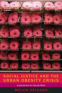 Social Justice and the Urban Obesity Crisis Pdf/ePub eBook