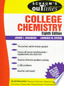 Schaum's Outline of Theory and Problems of College Chemistry