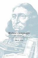 Milton's Languages