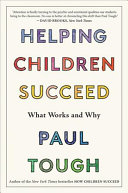 link to Helping children succeed : what works and why in the TCC library catalog