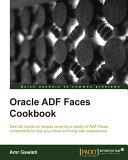Pdf Oracle ADF Faces Cookbook