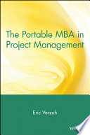 The Portable MBA in Project Management Book