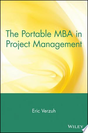 Download The Portable MBA in Project Management Free Books - Dlebooks.net