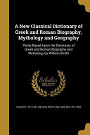 New Classical Dict Of Greek