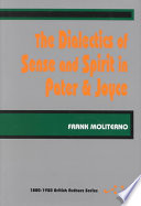 The Dialectics of Sense and Spirit in Pater & Joyce