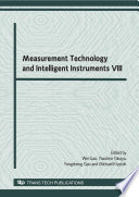Measurement Technology and Intelligent Instruments VIII