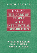 Hallas  The Care of People with Intellectual Disabilities  9Ed