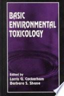 Basic Environmental Toxicology Book PDF