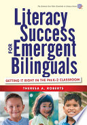 Literacy Success for Emergent Bilinguals Pdf/ePub eBook